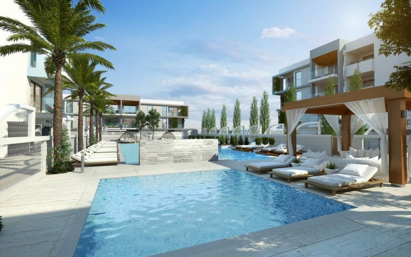 Two Bedroom Luxury Apartment in Paralimni Area