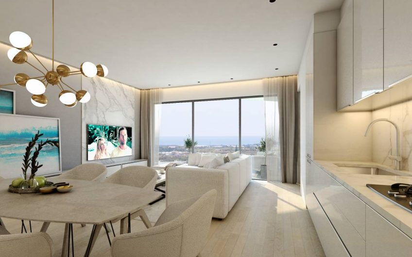 Brand New Two Bedroom Penthouse in Sotira Area