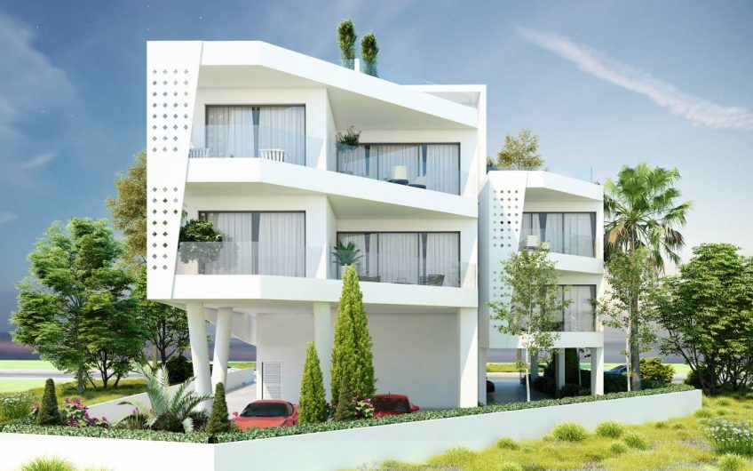 Brand New Two Bedroom Apartment in Sotira Area