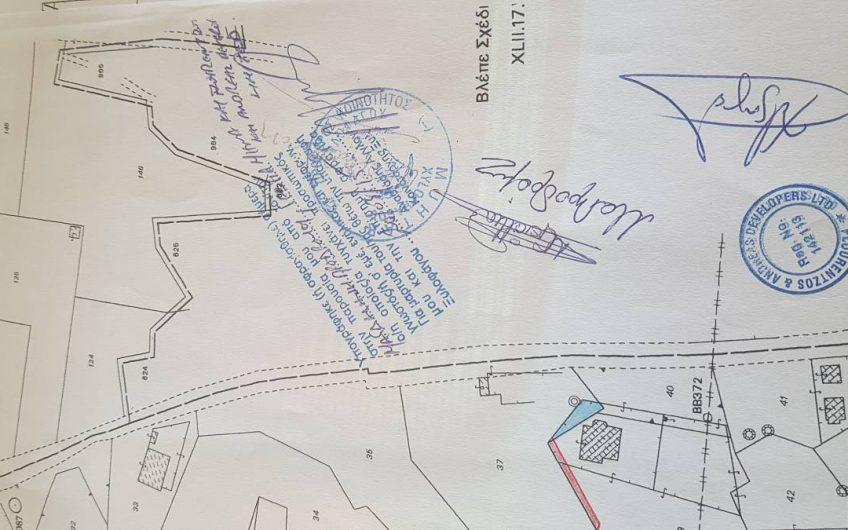 Investment Plot in Xylofagou