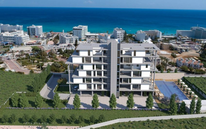 Luxurious Two Bedroom Apartment in the Center Of Protaras Area