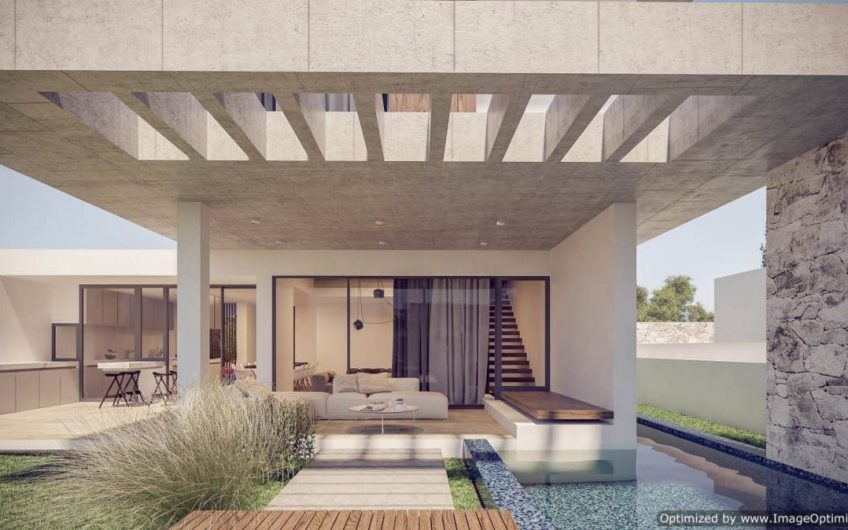 Three Bedroom Detached Villa with Amazing Sea Views in Protaras Area