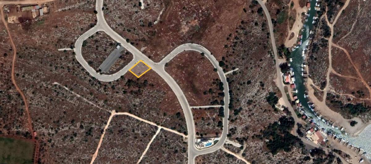 Plot for Sale in Potamos Area
