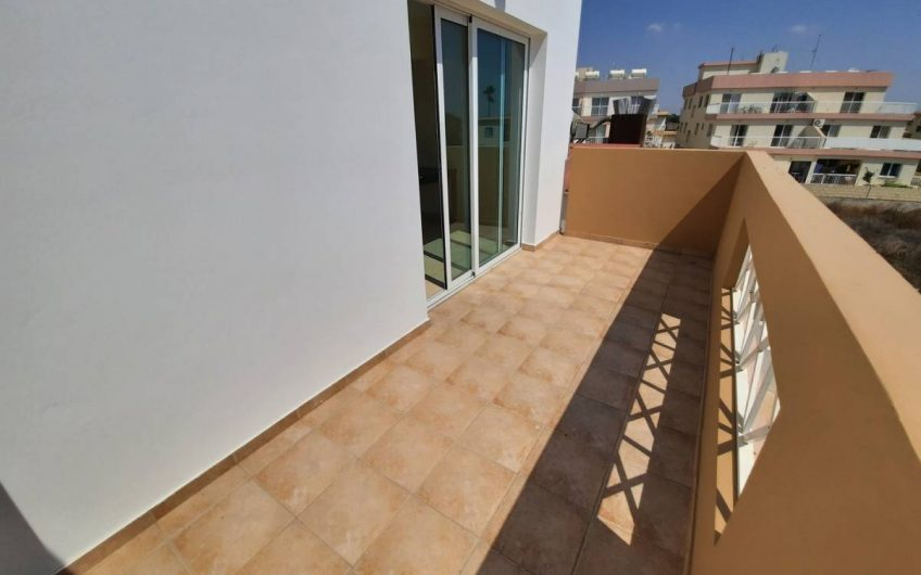 Two Bedroom Apartment in Xylophagou in an excellent condition