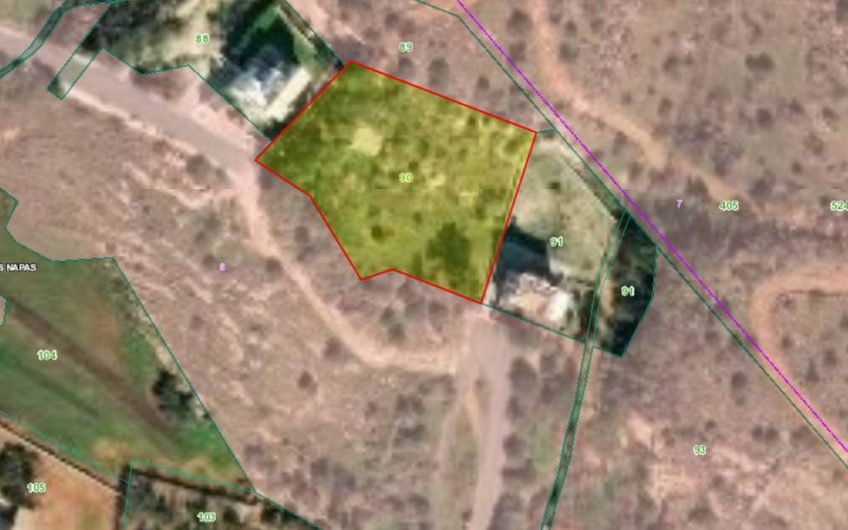 Land For Sale Above Ayia Napa with Unobstructed Sea Views