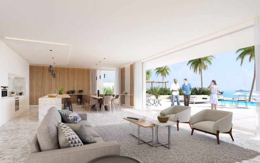 Sea front Five Bedroom Villa in Ayia Napa